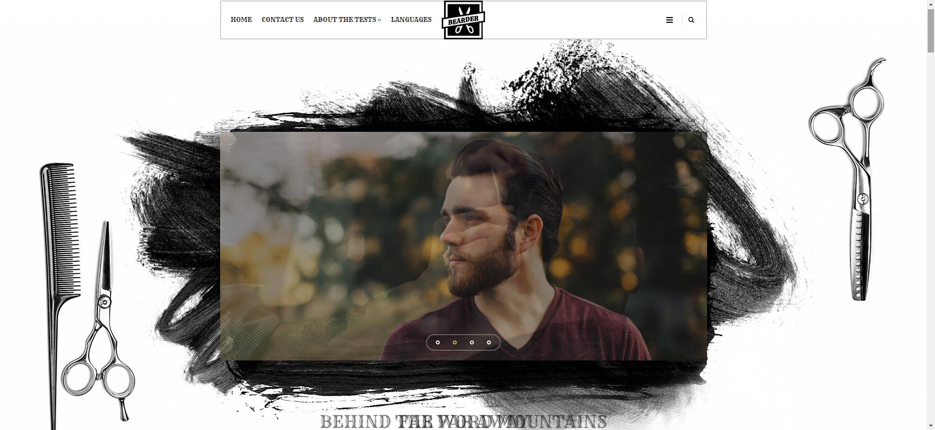 Bearder  – SMThemes
